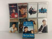 Daniel O'Donnell Cassette Tapes BUNDLE OF 9  UK SELLER  UK  FREEPOST           4