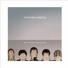 More Than You Think You Are by Matchbox Twenty (CD, Nov-2002, Atlantic (Label))