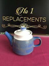 Unboxed Tea Pots 1960-1979 Denby, Langley & Lovatt Pottery