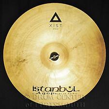 "Istanbul Agop Xist Natural Crash Cymbal 20"" - Video Demo"