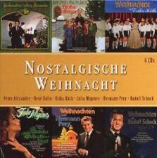 PETER ALEXANDER/RENE KOLLO/ERIKA KÖTH/SCHOCK/+ -NOSTALGISCHE WEIHNACHT 6 CD NEU