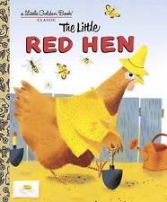 NEW The Little Red Hen (Little Golden Book)