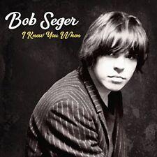 BOB SEGER CD - I KNEW YOU WHEN [DELUXE EDITION/3 BONUS TRACKS](2017) - NEW