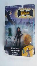 Mattel - The Batman - Selina Kyle Catwoman Figurine - New & Sealed