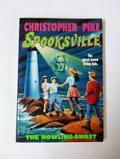 Vtg 1995 Spooksville The Howling Ghost Christopher Pike Minstrel Paperback