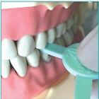 4 Pcs/Pack Dental Autoclave Diastema Fleximeter Strips Measure Tool 0.5/1/1.5/2
