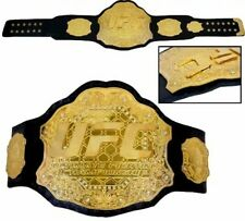 UFC ultimate fighting championship belt replica