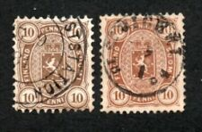 Finland - Sc# 20 & 27 Used    -    Lot 0121032
