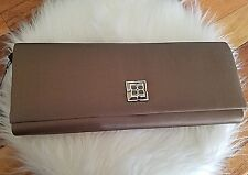 BCBG MAXAZRIA structured clutch purse bag wallet  new with tags 120$