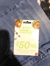 $50 Hello Fresh Gift Card