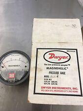 dwyer magnehelic differential pressure gauge 2003 C