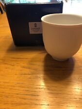 Lladro 1997 Porcelain Cup Bowl Sailing the Sea Collectors Society Spain #17657
