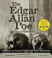 Edgar Allan Poe Audio Collection by Edgar Allan Poe (CD-Audio, 1900)
