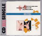 TIMEX SOCIAL CLUB-MIXED UP WORLD-MAXI CD 1986-PWL-SAW-WEST GERMANY