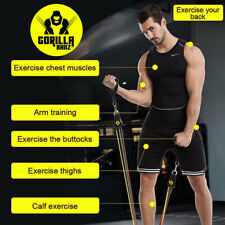 Gorilla Banz GB150 Resistance Bands Fitness System