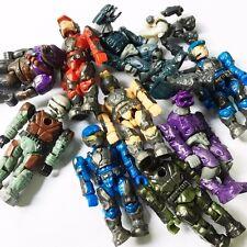 10x Random Halo Mega Bloks Building Action Figure Rare toy gift QA126