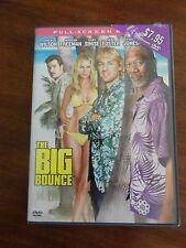 The Big Bounce (DVD, 2004) Full - Screen Edition Featuring Owen Wilson