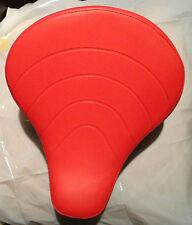 Con Molle Ciclomotore Sella Pelle Sintetico Rosso Puch Maxi X 30 Kreidler
