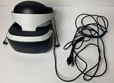 Sony PlayStation VR Headset PS4 VR Replacement Headset only (Used)