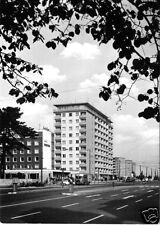 AK, Braunschweig, Hamburger Str., um 1965