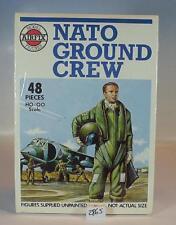 Airfix H0/00 Bausatz Kit NATO Ground Crew OVP #2865