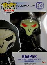 OVERWATCH Reaper - Limited Smokey Reaper - Vinyl Figur - Funko Pop!