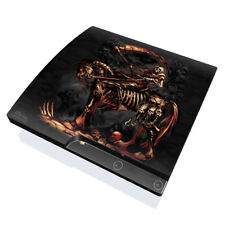 Skin Kit for PS3 SLIM Console ~ SCYTHE ~ Decal Sticker