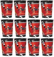 Power Rangers Ninja Acero Lote de 12 473 ML Vaso Plástico ~ favor Fiesta