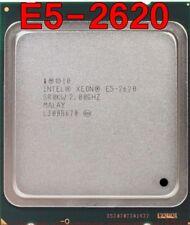 3x Intel Xeon E5-2620 v1