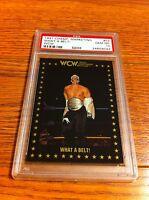 1991 WCW Championship Marketing Sting Wrestling Card PSA 10 WWF WWE TNA NWA nWo