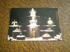 carte postale london la tour les joyaux de la couronne