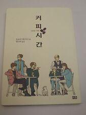Coffee Time Toyoda Tetsuya Korean Edition Book