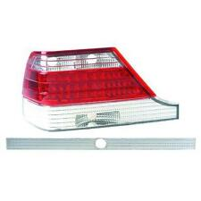 Paar scheinwerfer rücklichter TUNING MERCEDES Klasse S W140 94-98 LED rosso bian