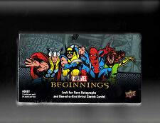 Marvel Beginnings series 1 sealed Box