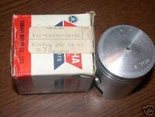 NOS Yamaha 1963 - 1966 YG1 1964 - 1965 MG1 .50 2nd O/S Piston 122-11636-01