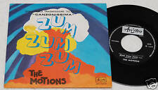 "THE MOTION:7""-DONNA ROSA-ORIGINAL ITALY 1968 NM !!!!"