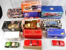 Lot of`10 Diecast Car& Trucks Earnhardt & Others Miscellaneous Scales Mib
