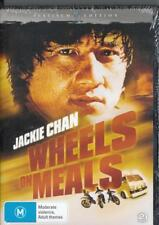 WHEELS ON MEALS - JACKIE CHAN - NEW & SEALED REGION 4 DVD FREE LOCAL POST