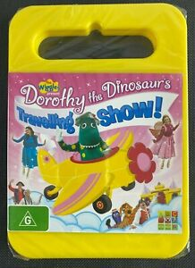 Dorothy The Dinosaur's Travelling Show - A Wiggles DVD NEW & SEALED Free Post