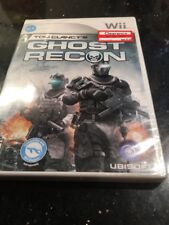 Tom Clancy''s Ghost Recon WII New Nintendo Wii Brand New Factory Sealed