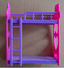 1 Set Barbie Beds With Ladder Bedroom Furniture HI