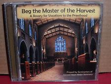 Sacred Heart Major Seminary - Beg the Master of the Harvest CD Detroit Michigan