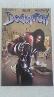 Dogwitch #2 2002 Sirius Comics Daniel Schaffer