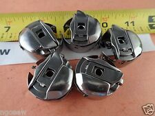 5  Large M Pigtail Bobbin Cases fits Melco, SWF, Amaya Embroidery Machines