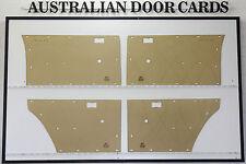 Ford XA, XB Falcon, Fairmont  Door Cards. Blank Trim Panels. 500 Sedan, Wagon.