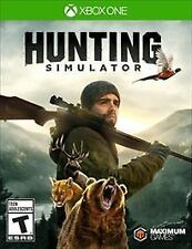 Hunting Simulator for XBOX ONE - Brand New / Sealed - Free Shipping