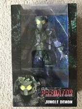 "NECA Predator 30th Anniversary JUNGLE DEMON 7""Action Figure 2017 Authentic NEW"