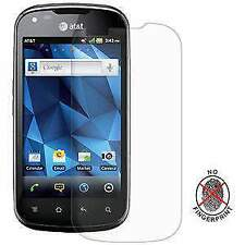 AMZER Anti-Glare Screen Protector With Cleaning Cloth For Pantech Burst P9070