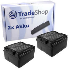 2x AKKU für Panasonic NV-GS-90 NV-GS-230 NV-GS-320 NV-GS-330 NV-GS-500