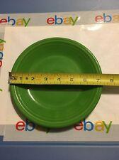 Homer Laughlin China Co Fiesta USA Green Plate 7 1/4 Inch